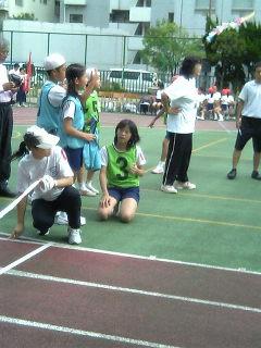まひる小学校最後の運動会