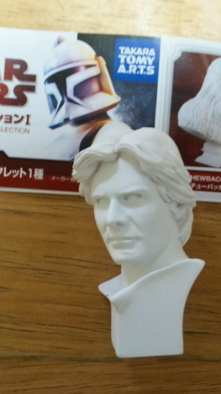 石膏像みたび(^-^;