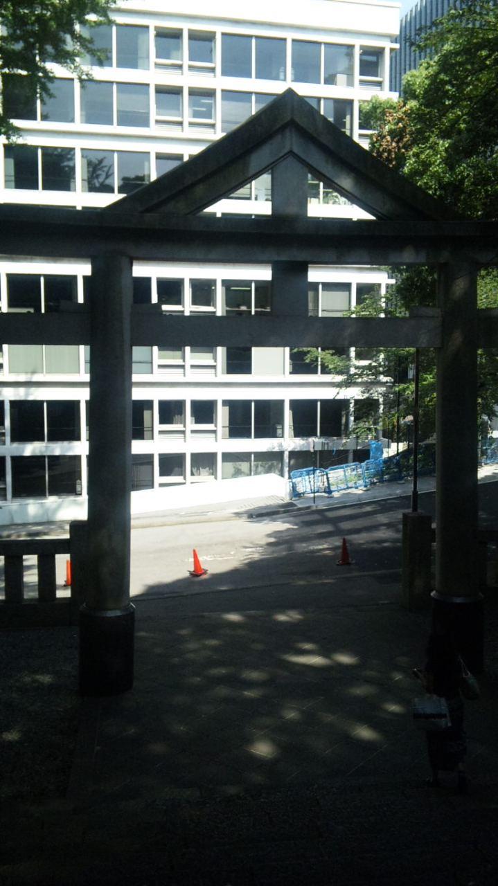 歌舞伎教室、日枝神社